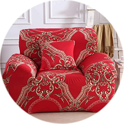 Fine Amazon Com Never Say Good Bye Stretch Sofa Cover Elastic Onthecornerstone Fun Painted Chair Ideas Images Onthecornerstoneorg