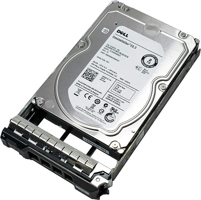 Dell | C36WJ - R755K | 2TB 7.2K RPM NLSAS 6Gb/s 512n 3.5in inch Hot-plug | Gen-13 R7FKF Dell Tray | Enterprise Hard Disk Drive (Renewed) - w/ 2 Year Warranty
