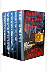 Joey Mancuso Mysteries Vol 1-5 (Joey Mancuso, Father O'Brian Crime Mystery Series) Kindle Edition