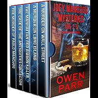 Joey Mancuso Mysteries Vol 1-5 (Joey Mancuso, Father O'Brian Crime Mystery Series) (English Edition)