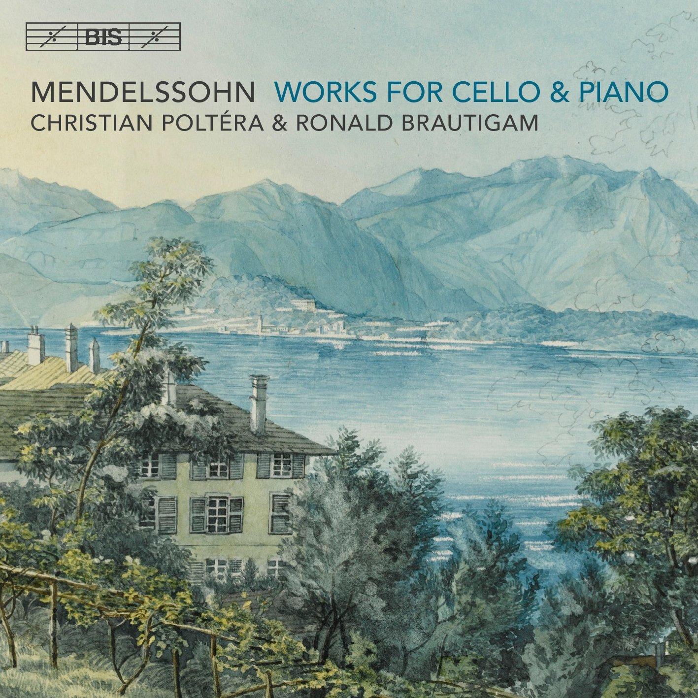 SACD : CHRISTIAN POLTERA / RONALD BRAUTIGA - Works For Cello & Piano (Hybrid SACD)
