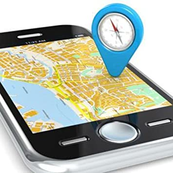 tracker on cell phone