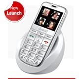 New Launch. easyfone GRAND that also serves as a hearing assistance device. Hear conversations or even the TV better. India's first, from SeniorWorld. easyfone - India's most senior citizen friendly phones