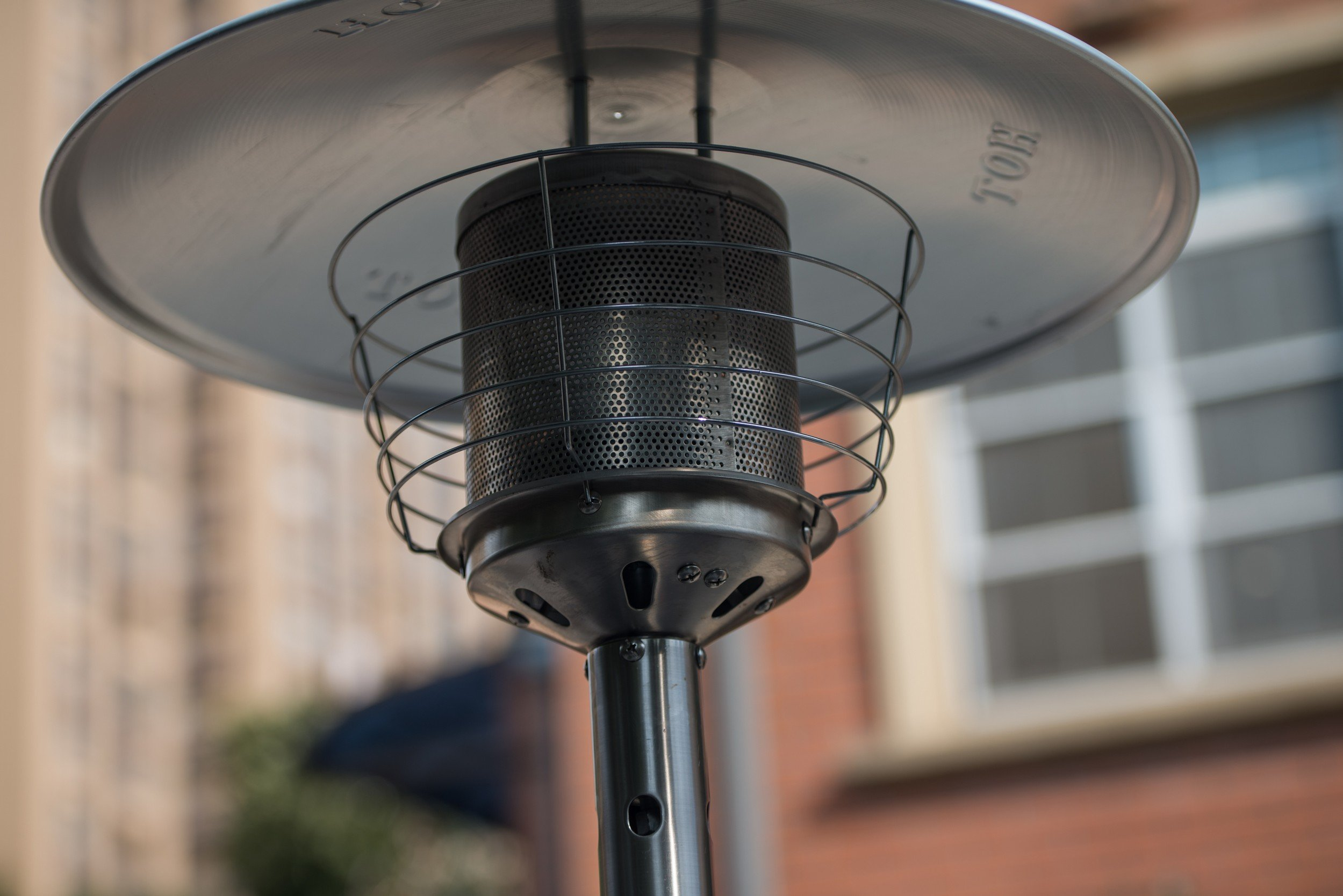Legacy Heating Table Top Gas Patio Heater,Stainless Steel by LEGACY HEATING (Image #2)