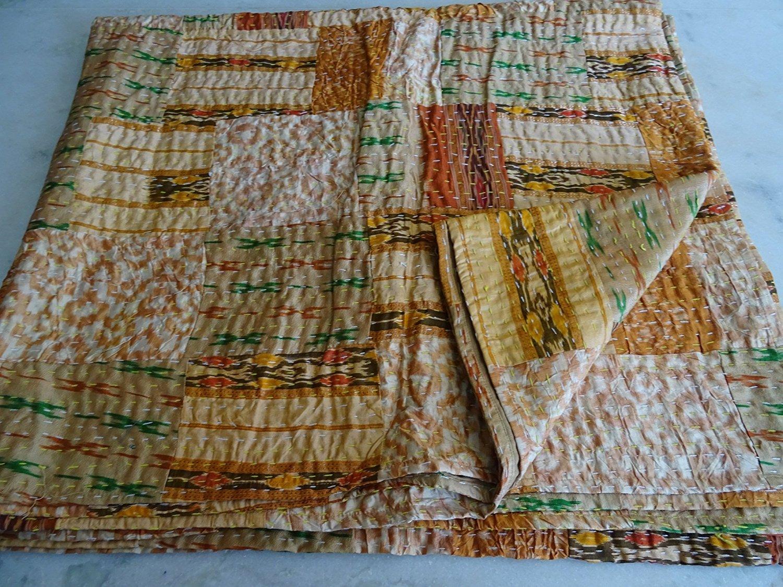 90 x 90 Vintage Quilt