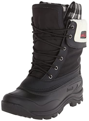 Kamik Women's Sugarloaf Boot,Black,6 ...