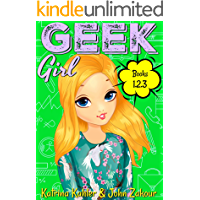 Geek Girl - Books 1, 2 and 3