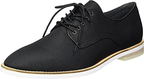 Amazon.com | Calvin Klein Men's Atlee Ballistic Nylon Oxford | Oxfords