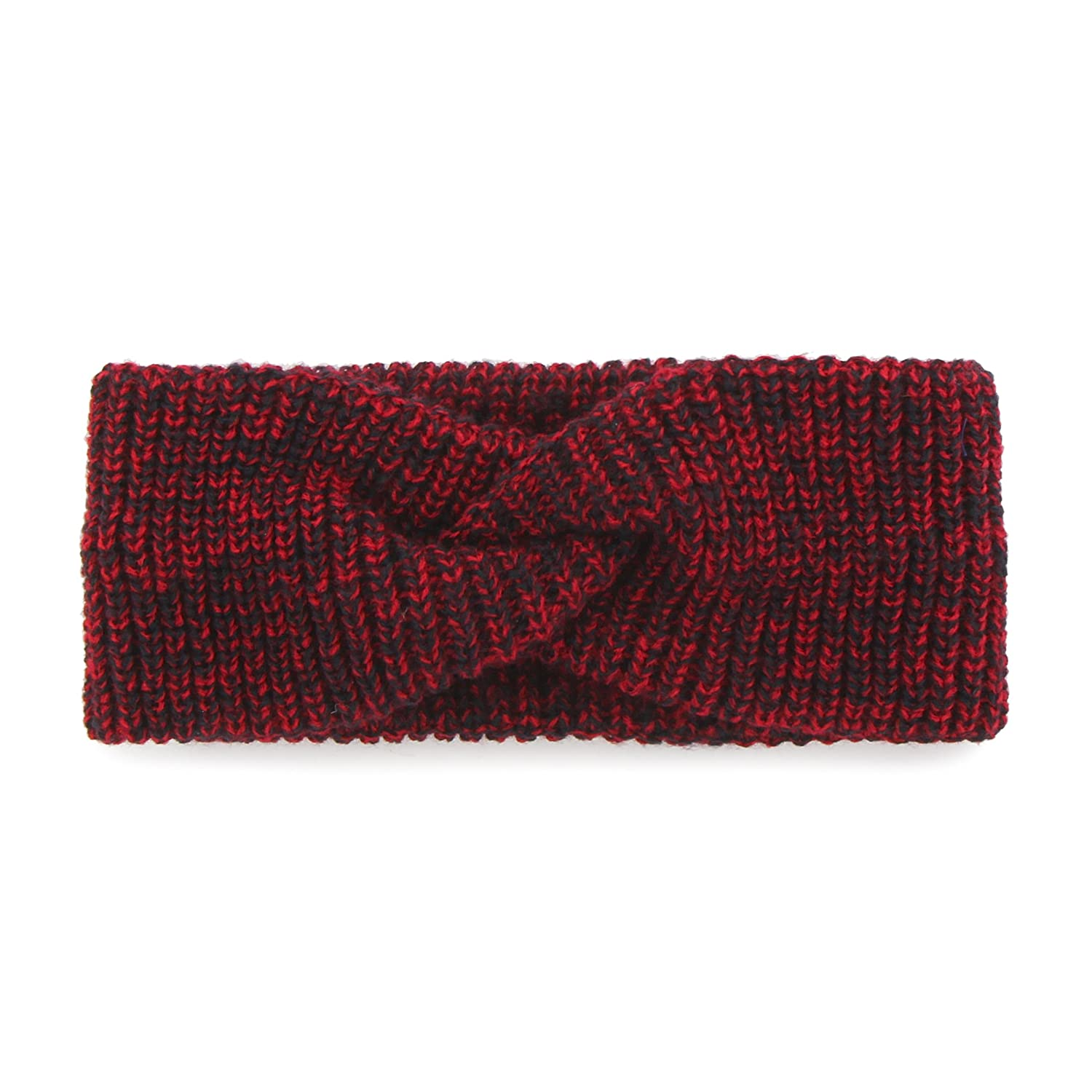 2fbe1d1177d166 Amazon.com : MLB Atlanta Braves Women's '47 Prima Twisted Headband, Red :  Clothing