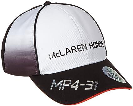 Image Unavailable. Image not available for. Color  McLaren Honda F1 Team Hat d5d6e1bc6df9