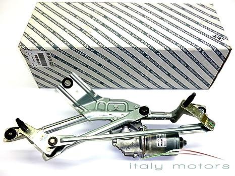 Original Fiat Punto Evo/Abarth Borrador del Motor Motor de limpiaparabrisas (a partir de