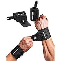 Gornation® Power Wrist Wraps dla maksymalnej stabilności i lepszej wydajności - idealne do treningu siłowego…