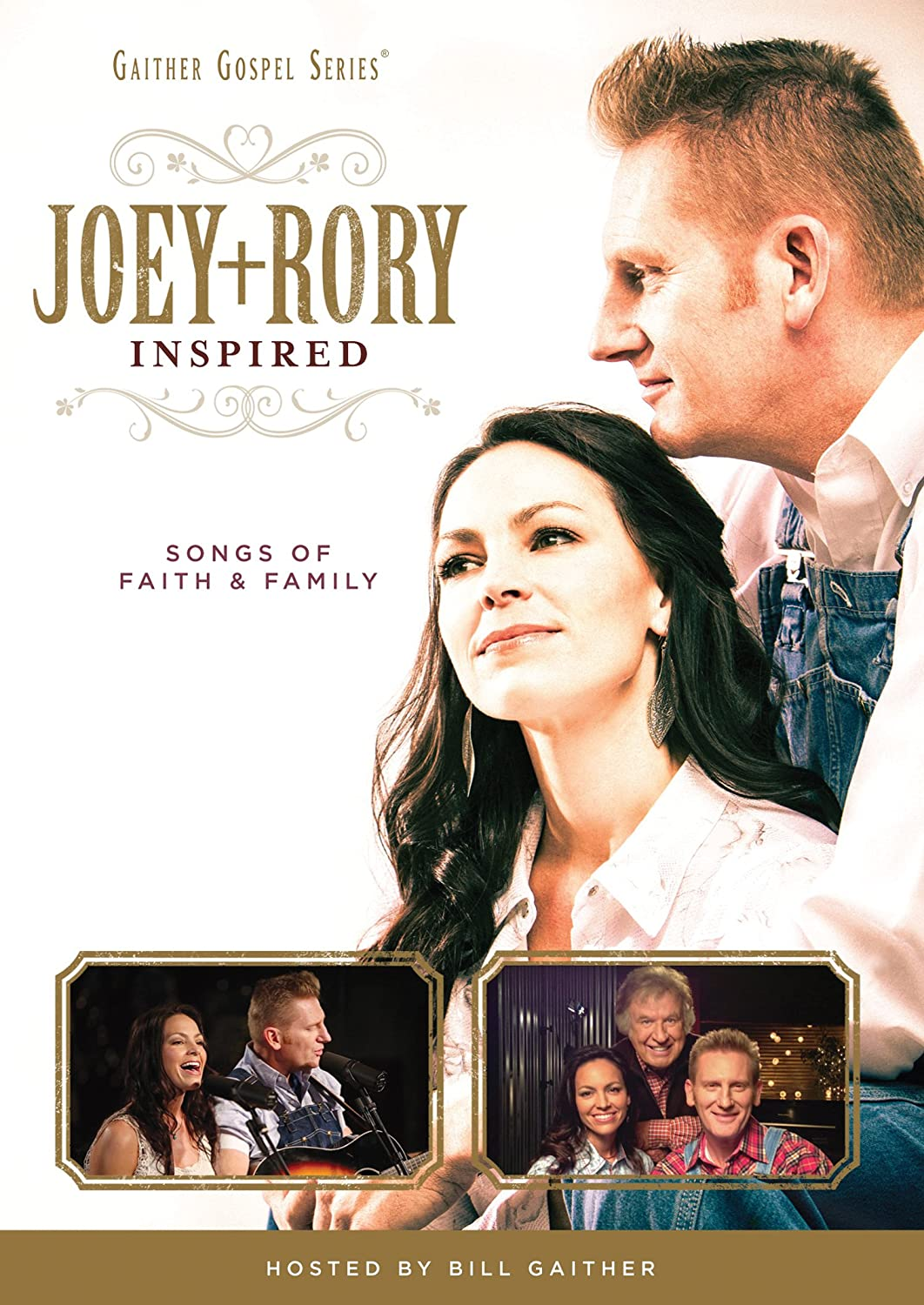 Amazon.com: Joey+Rory Inspired: Joey + Rory, Bill Gaither: Movies & TV
