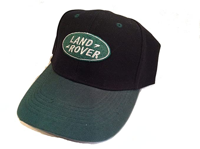 fc7864cf477 A Land Rover Baseball Cap Hat Black Green. New! at Amazon Men s ...