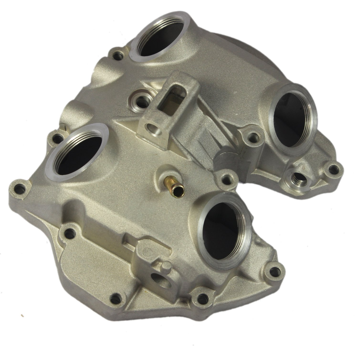 JDMSPEED New Cylinder Head With Spark Plug for 1999-2008 Honda Sportrax TRX400EX