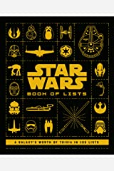 Star Wars: Book of Lists:A Galaxy's Worth of Trivia in 100 Lists Kindle Edition