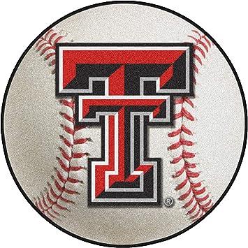 Fanmats Texas Tech Red Raiders Football-Shaped Mats