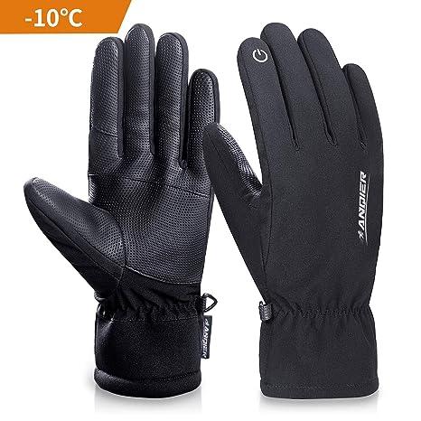 Winddicht Ski Handschuhe Wasserdichte Winter Warm Halten Snowboard Handschuh Reiten Motorrad Handschuhe Atmungs Männer Skifahren Handschuh Sport & Unterhaltung
