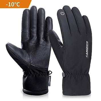 Winterhandschuhe Thermohandschuhe Skihandschuhe Snowboard Dick Touchscreen Warm