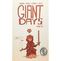 Giant Days Volume 5