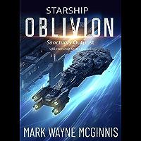 Starship Oblivion: Sanctuary Outpost (USS Hamilton Book 5)