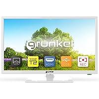 Grunkel - LED-2420B - Televisor de 61 centímetros con Panel HD Ready y Sintonizador TDT Alta Definición T2. Bajo Consumo…