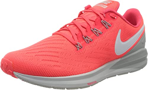 Mercado disculpa pozo  Nike Men's Air Zoom Structure 22 Running Shoes: Amazon.co.uk: Shoes & Bags