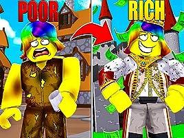 Roblox Lucky Block Battlegrounds Glitch Watch Clip Tofuu Prime Video