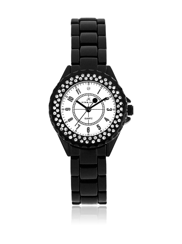 Keine – Armbanduhr Kim & Jade mit Swarovski-Kristallen 2033lbw Damen