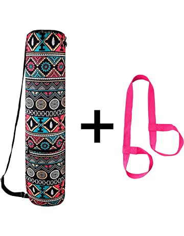 Bolsa de Yoga con Esterillas de Yoga Correa para mujeres y hombres, Bolsa de pilates