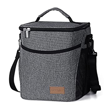 Lifewit Insulated Lunch Box Lunch Bag for Adults / Women / Men Large Capacity Thermal  sc 1 st  Amazon.com & Amazon.com: Lifewit Insulated Lunch Box Lunch Bag for Adults ... Aboutintivar.Com