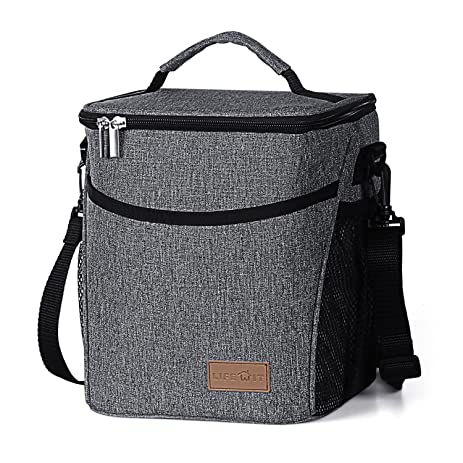 lifewit insulated lunch box lunch bag for adults women men large capacity thermal