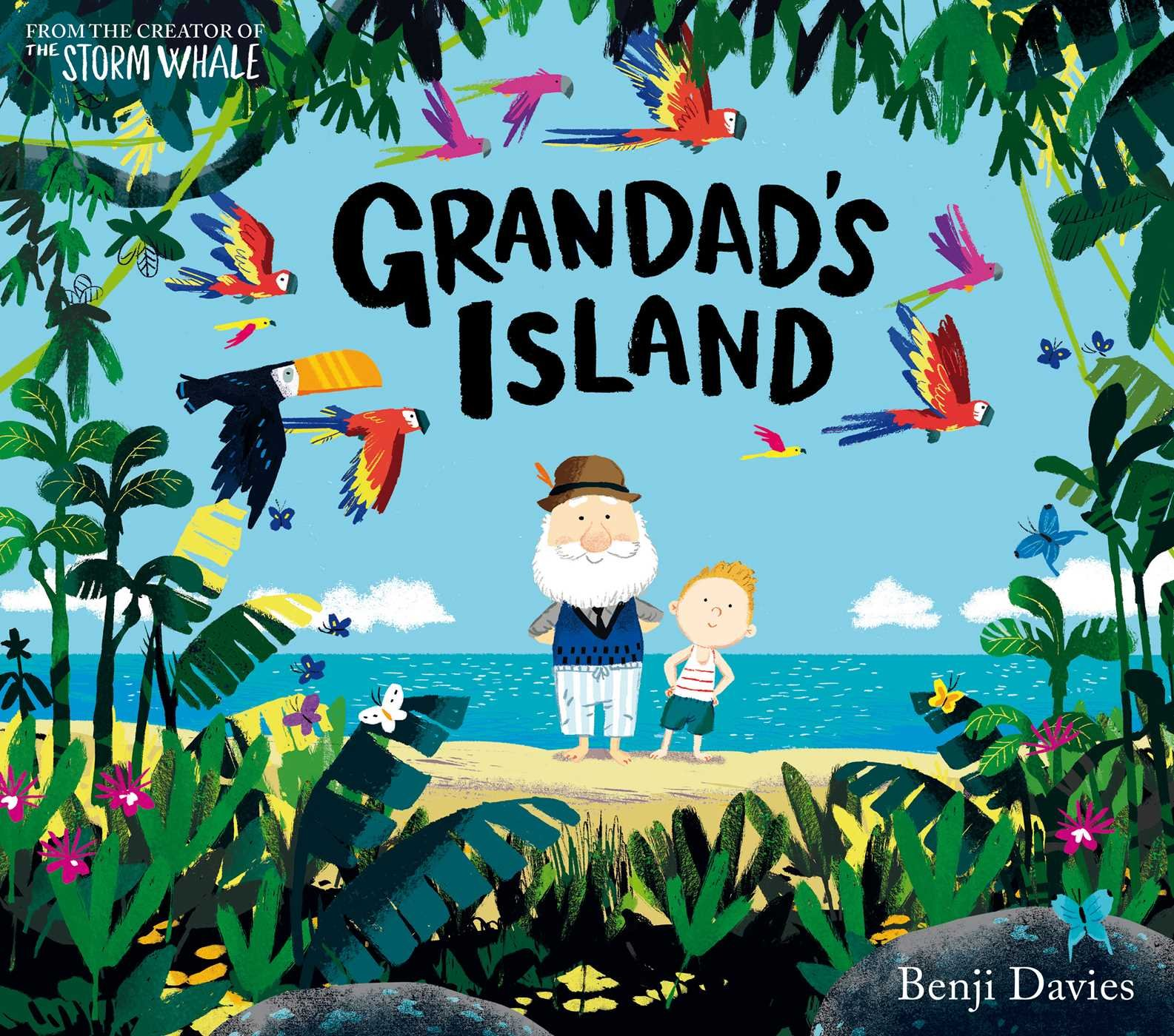 Image result for grandads island