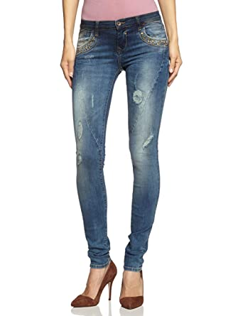 LTB Jeans Damen Jeans Normaler Bund 50595   Diane, Gr. 29 34, Blau (Solina  Wash 2821)  Amazon.de  Bekleidung ded9924c59