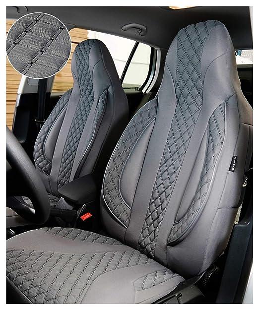 Maß Sitzbezüge Kompatibel Mit Citroen Jumper Typ 250 Fahrer Beifahrer Ab 2006 Farbnummer Pl409 Baby