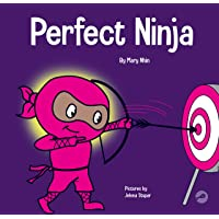 Image for Perfect Ninja: A Children's Book About Developing a Growth Mindset (Ninja Life Hacks)