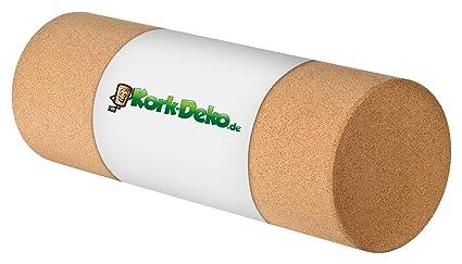 pedalo Faszienrolle Kork 300 x 150//100 mm I Selbstmassage I Tiefmuskelmassage I Bindegewebe I Faszientherapie I Eigenmassage