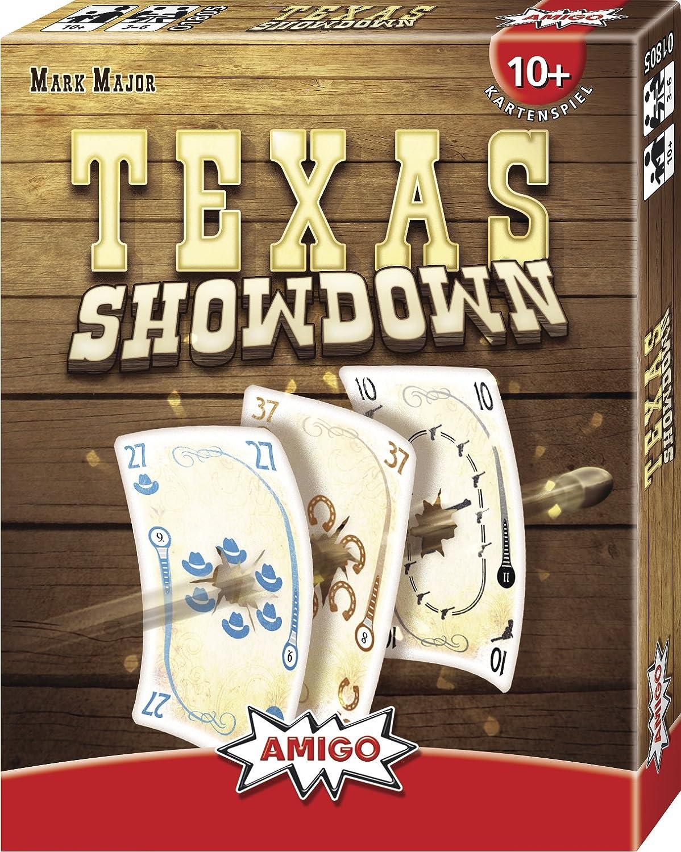 Amigo 01805 Texas Showdown - Gioco E Tempo Libero
