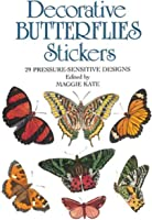 Decorative Butterflies Stickers: 29