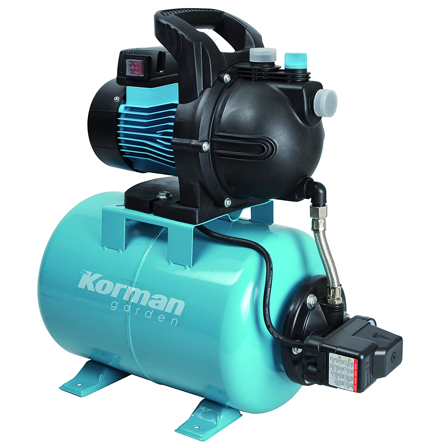 Korman Garden 500393-groupe de pression (l 1300 W 24 NORYL) Unifirst