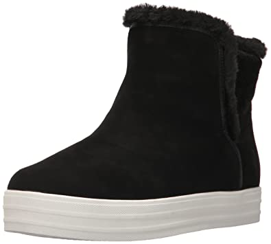 Skechers Double Up-Over The Edge, Stivaletti Donna