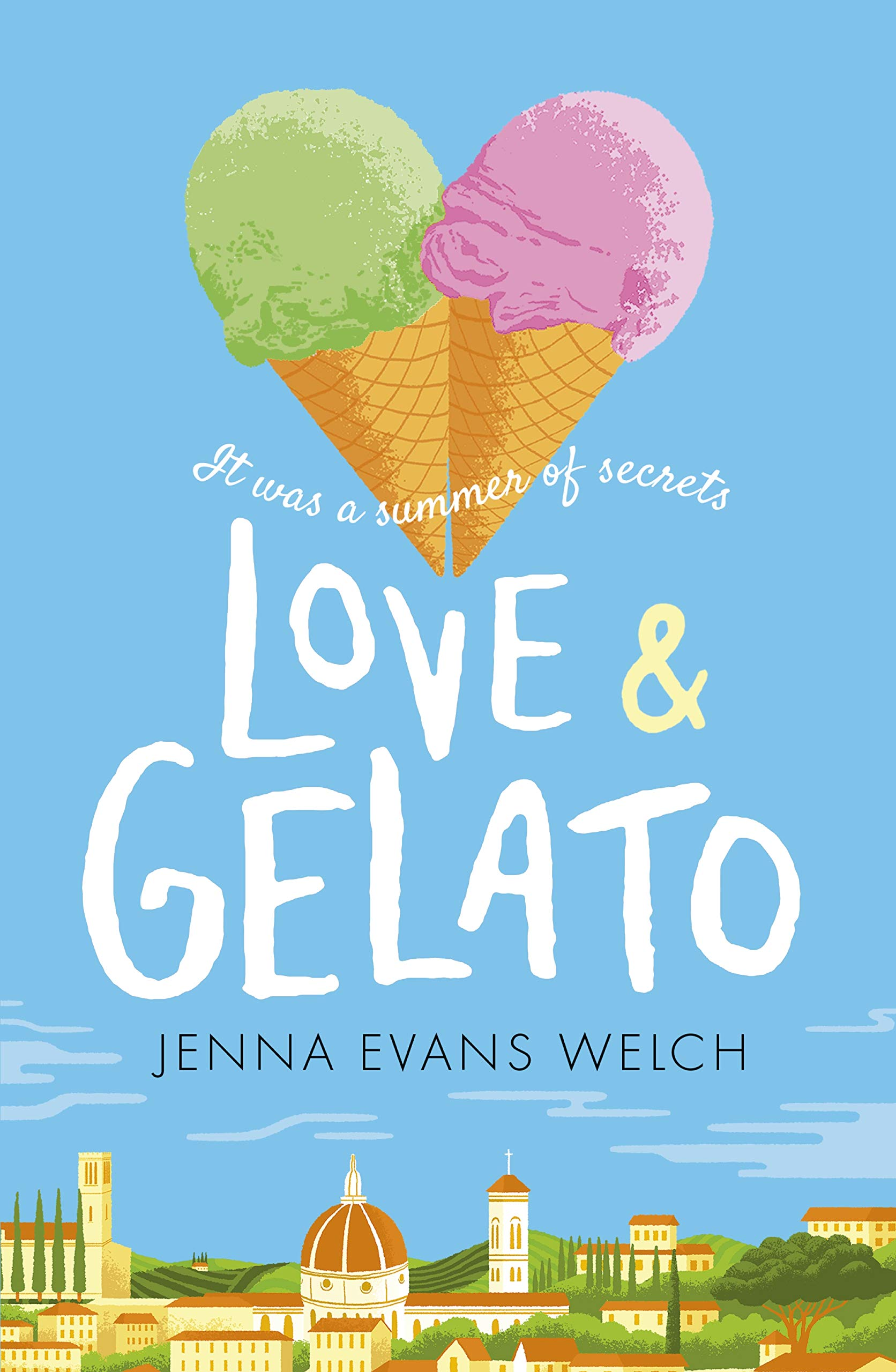 Love Gelato Love Gelato 1 By Jenna Evans Welch