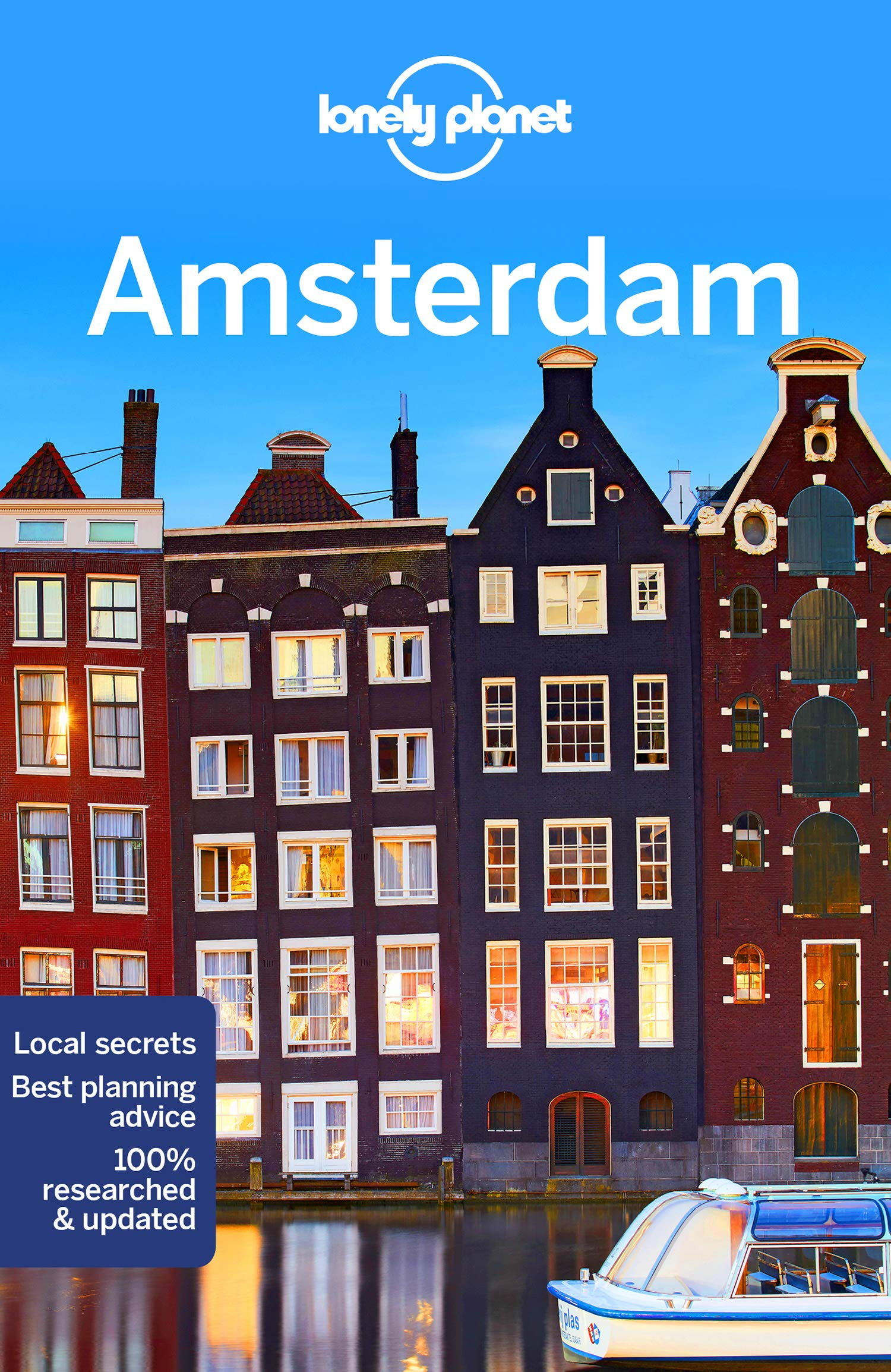 Lonely Planet Amsterdam Travel Guide