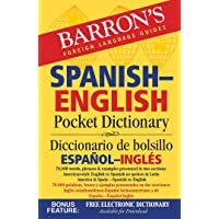 Barron's Spanish-English Pocket Dictionary