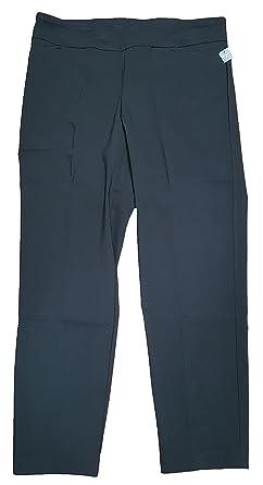 ff168326270 Terra   Sky Women s Plus Size Black Soot Generous Fit Millennium Pant - 0X