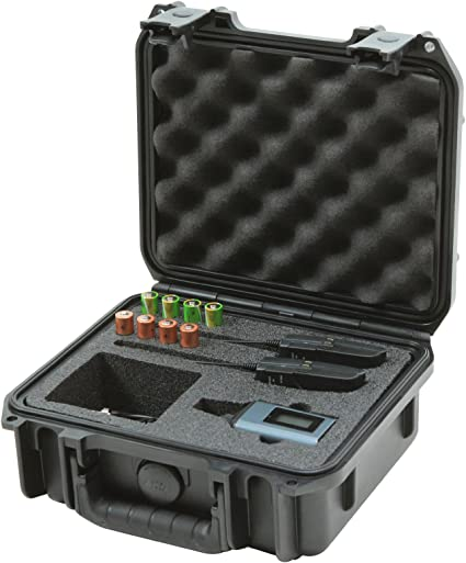 SKB iSeries Waterproof Custom Case For 2 Sennheiser Wireless ENG Systems
