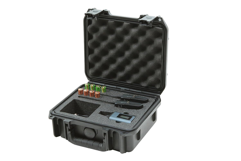 SKB Sennheiser SW - Maleta para micrófono inalámbrico resistente al agua 3I0907-4-SWK