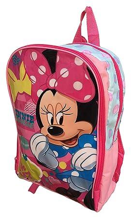 Mochila Disney Minnie RATÓN Bag Asilo 30 cm - AST2462: Amazon.es: Juguetes y juegos