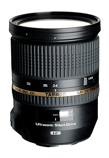 Tamron SP 24 70mm F/2.8 Di VC USD Zoom Lens for Sony DSLR Lens Lenses