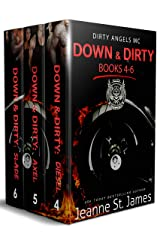 Down & Dirty: Books 4-6: Dirty Angels MC (Dirty Angels MC Series Box Set Book 2) Kindle Edition